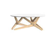 table-folded-white